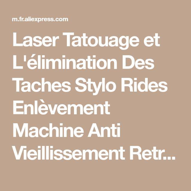 Laser Tatouage et L'élimination Des Taches Stylo Rides Enlèvement Machine Anti Vieillissement Retrait Taupes Stylo Dot Taupe Spot Pen pour Salon de beauté de la boutique en ligne | Aliexpress mobile