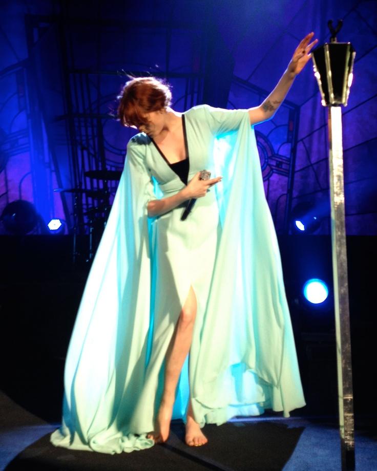 Florence And The Machine - Denver Colorado Concert