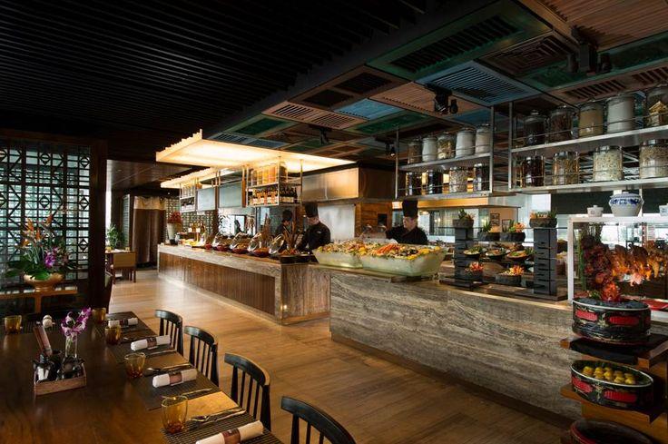 SkyCap Risers featured beautifully at Hilton's Macau Kitchen