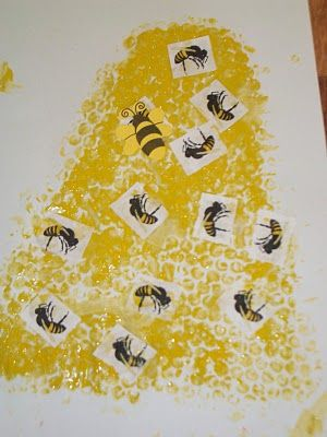 "Bubble Wrap Bee Hive ""B"""