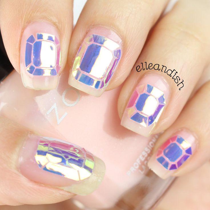 982 best // N A I L S // images on Pinterest | Nail polish, Make up ...