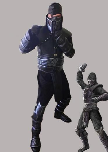 how to make sub zero mask step by step