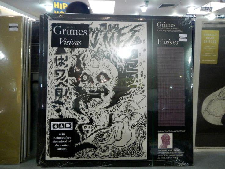 Grimes #punk #rock #metal