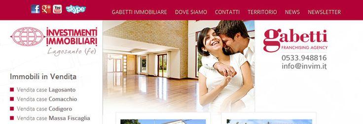 Gabetti Investimenti Immobiliari Lagosanto utilizza i virtual tour immobiliari