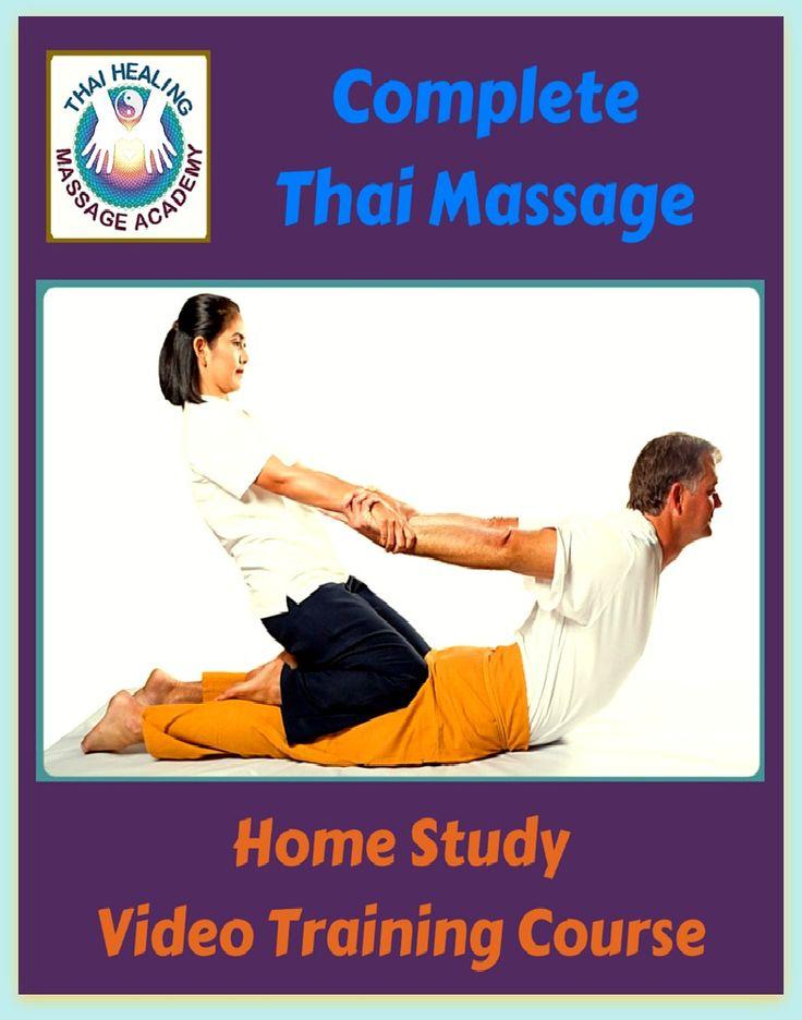 thai massage tools instructions