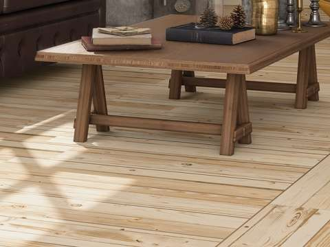 Wood Effect Porcelain Tiles - The World Woods Collection