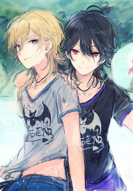 Kaoru & Rei | Ensemble Stars!