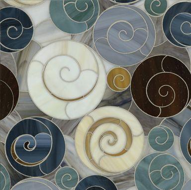 Floor tile, love the color scheme