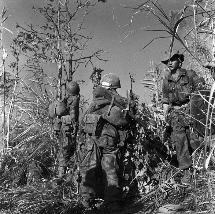 ECPAD | Reconnaissance au nord de Diên Biên Phu.