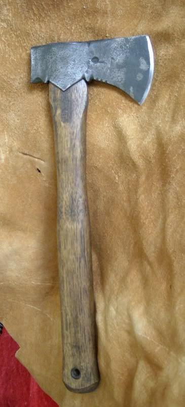 Photos Kentucky Pattern Belt Axe and Long Hunter Lightweight Tomahawk For Sale