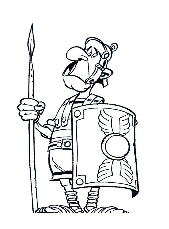Tim Struppi 3 Gratis Malvorlage In Comic: 22 Besten Asterix Bilder Auf Pinterest
