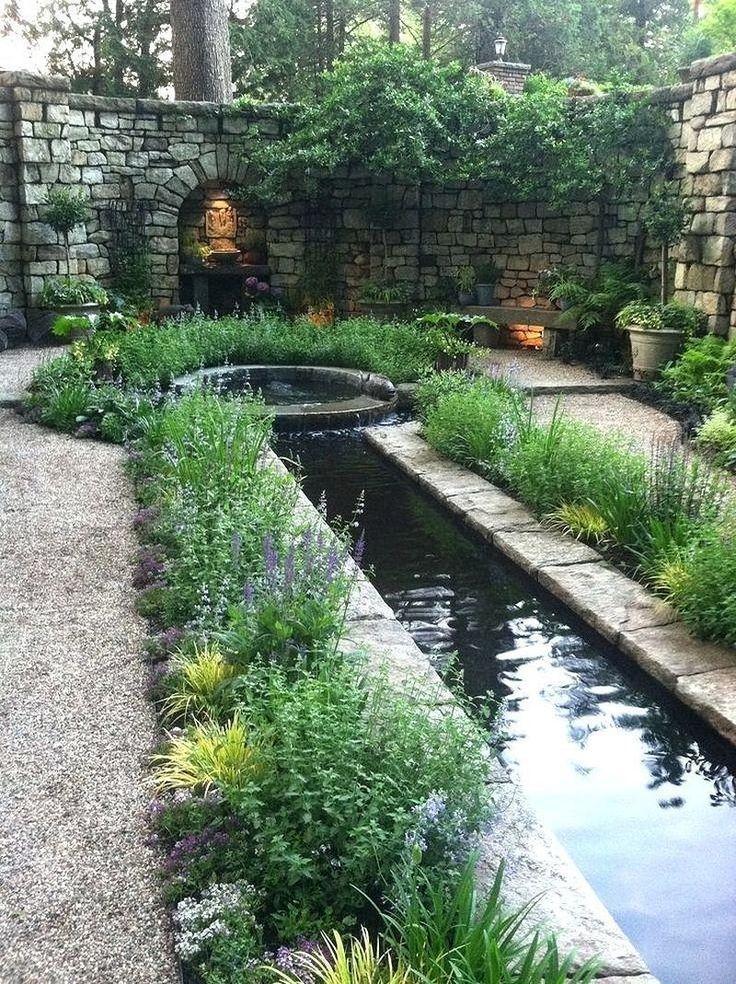 Best 25 Small backyard ponds ideas on Pinterest  Small fish pond Small garden stream ideas