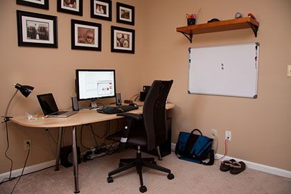 According to the U.S. Small Business Administration, more than 52% of all small businesses — independent businesses that have less than 500 employees— are home-based. A home business is simply a business whose primary office is in the owner's home. If you work out of your home and file Schedule C each year, you'll want to be sure you are claiming every deduction you as the sole proprietor of a business is entitled to.