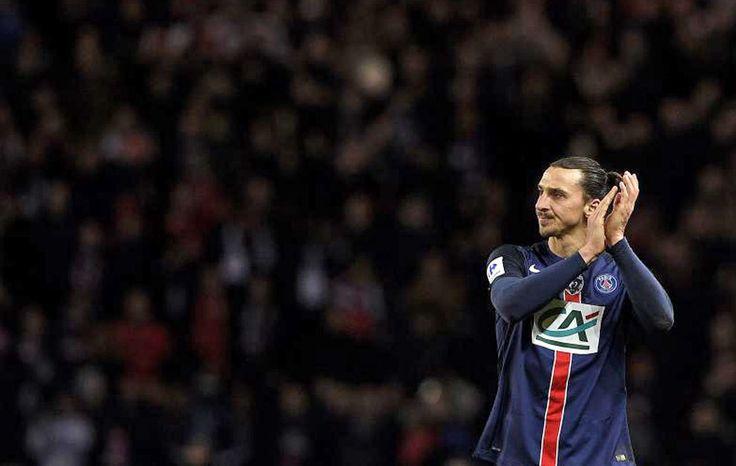 """Liga Francesa: Ibrahimovic deja el PSG: """"Llegué como un rey, me voy como una leyenda""""   Marca.com"""