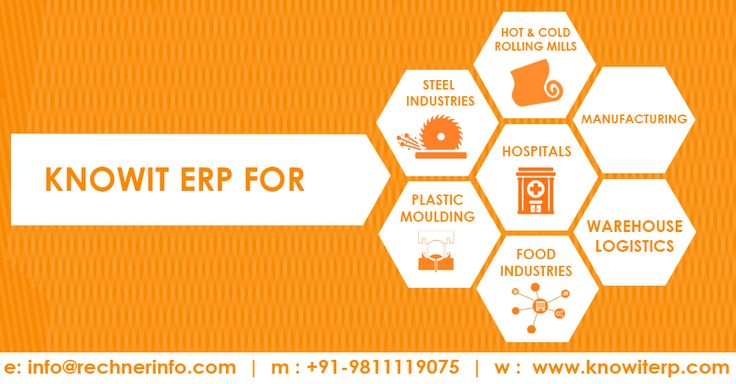 ERP Software Development Company ERP for Steel Manufacturing Industry