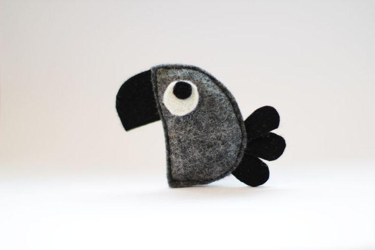Glücksschweinchen - Der kleine Pechvogel - Glücksbringer - ein Designerstück von Catmade bei DaWanda