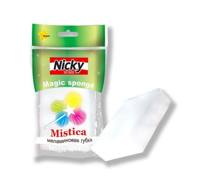 губка ANTELLA Mistica 11х7х3,5см меламиновая