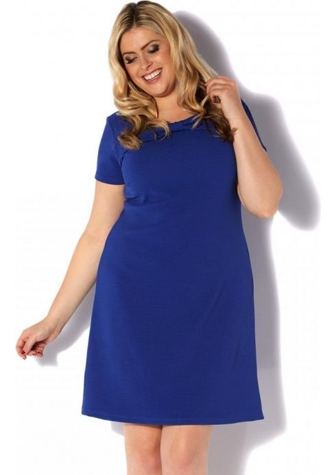Pink Clove A-line Dress | Plus Size Life.co.uk
