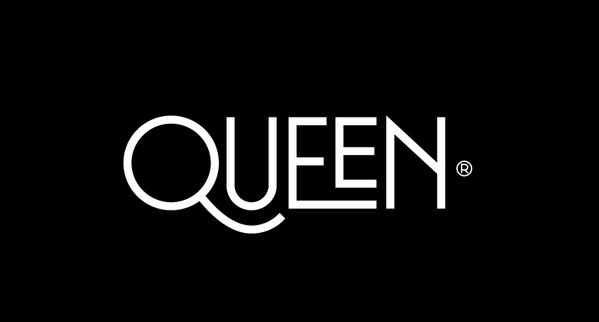 queen font font design words and type pinterest