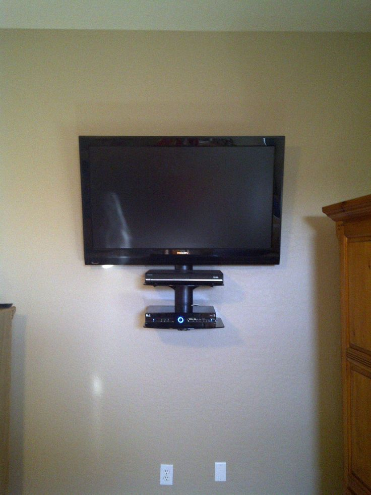 best 25 wall mounted tv ideas on pinterest mounted tv decor mounted tv and tv on wall ideas. Black Bedroom Furniture Sets. Home Design Ideas