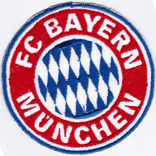 Bundesliga FC Bayern Munich Germany Football Soccer Iron On Embroidered Patch