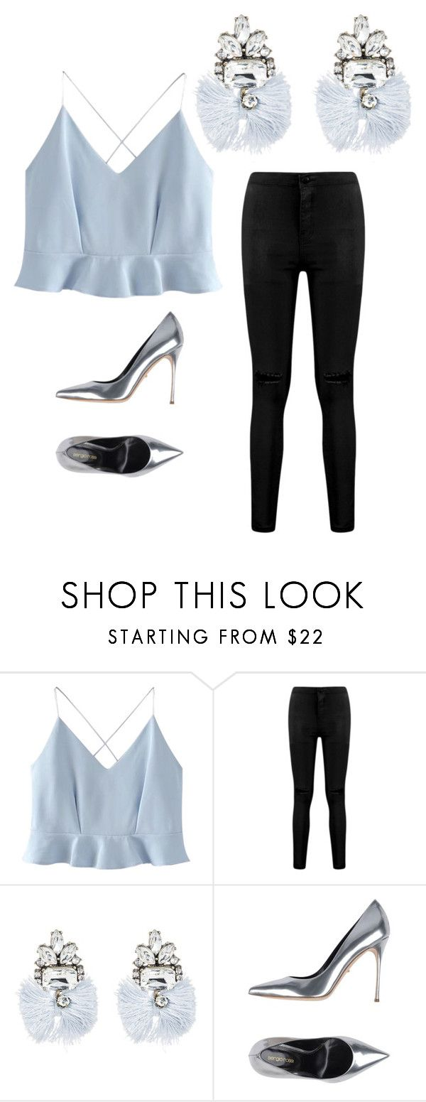 """""""still 4"""" by studio-al-t on Polyvore featuring мода, WithChic, Boohoo, BaubleBar и Sergio Rossi"""