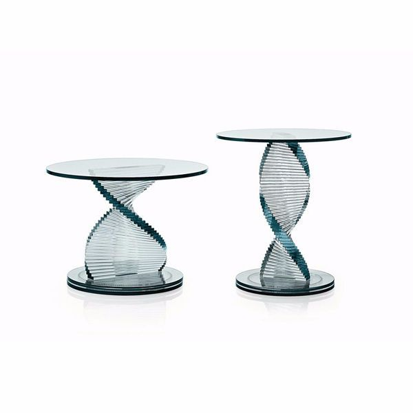 Elica Side Table - design Isao Hosoe - Tonelli