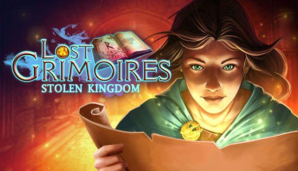 Lost Grimoires: Stolen Kingdom on Steam