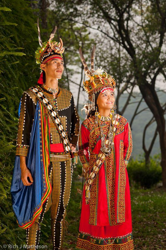 Rukai Aboriginal Tribe Taiwan Taiwan Indigenous Peoples Culture Park Sandimen Pingtung