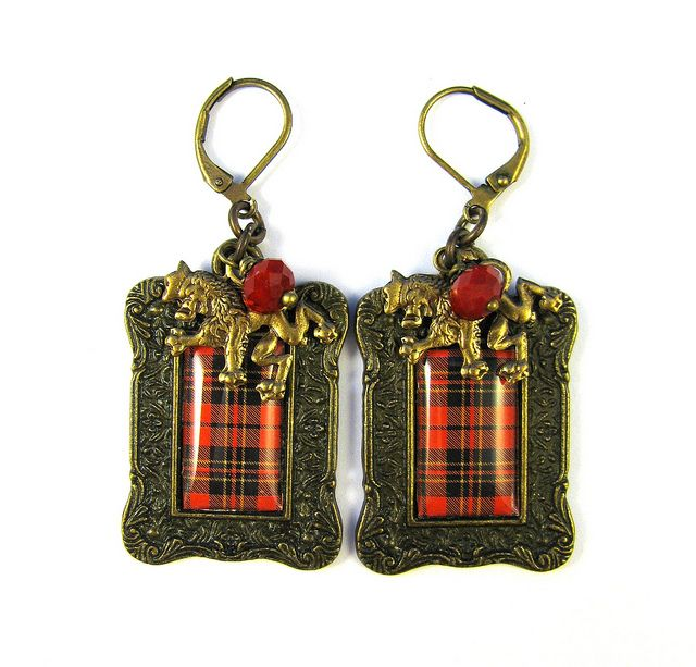 Ancient Romance Series - Scottish Tartans Collection - by DivaDesigns1, via Flickr