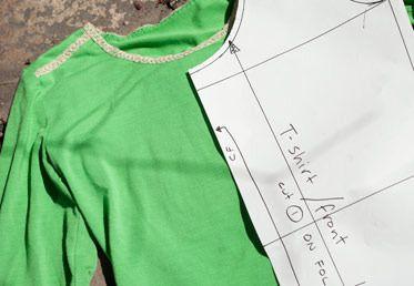 Patternmaking Simplified 2: T-Shirt on Creativebug