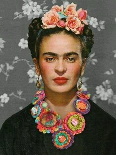 Piece of the Week: Frida Necklace - Meg Jewelry Store
