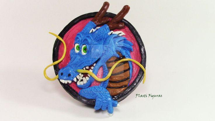 Logo Dragon Ball Z de Plastilina (Plasticine) by PlastiFiguras.deviantart.com on…