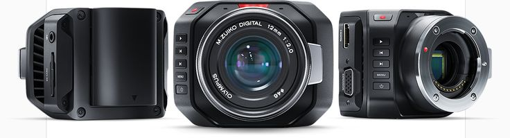 BLACK MAGIC MICRO CINEMA CAMERA #Giveaway via #AuhYes - Hurry & Enter