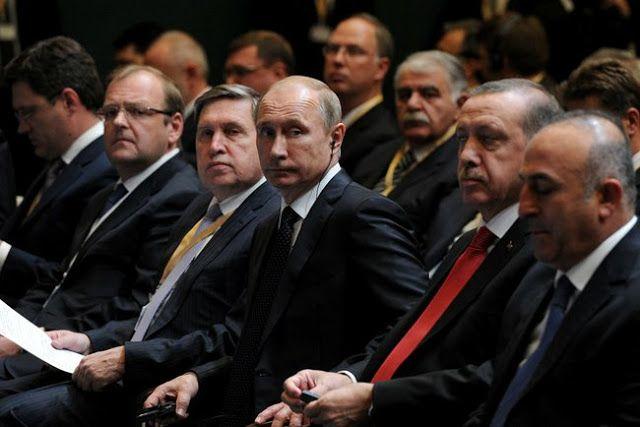 ειδησεις: Θα ανοίξουν την πόρτα του φρενοκομείου η Τουρκία και η Ρωσία;