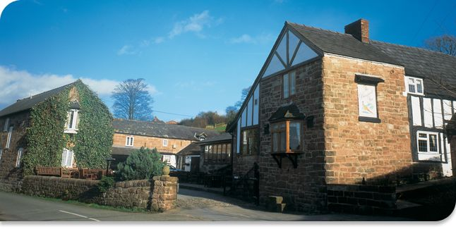 The Pheasant Inn at Higher Burwardsley, Chesire