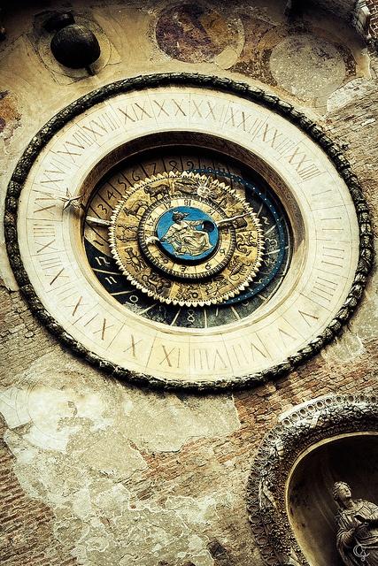 Torre dell'Orologio,Mantova, Lombardia