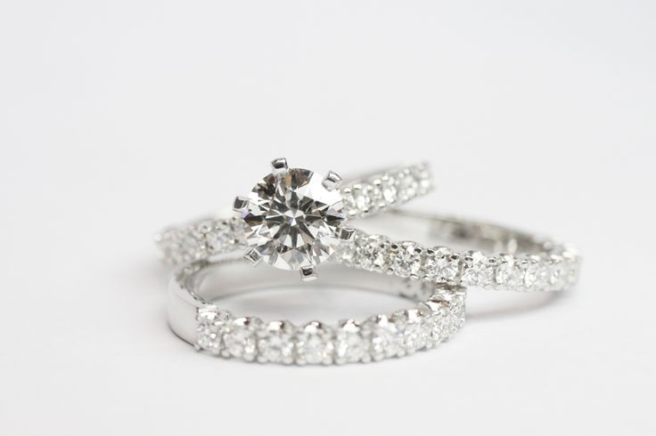 1000 Images About Eternity Rings On Pinterest
