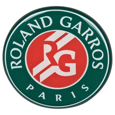 roland garros logo fridge magnet got the t shirt pinterest logos and magnets. Black Bedroom Furniture Sets. Home Design Ideas