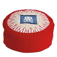 Pirate Shack Bean Bag   Pirate Bean Bag   Kids Bean Bags   Pirate Themed Rooms   Pirate Bedroom   Win Green Bean Bags   Available at Cuckooland