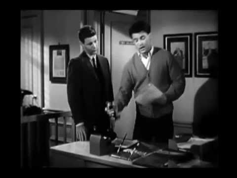 OUTTAKE FROM THE ADVENTURE OF OZZIE & HARRIET - RICKY NELSON & DAVID NELSON - YouTube