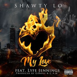 "Shawty Lo to release posthumous album RICO debuts first single; ""My Love"" ft. Lyfe Jennings"