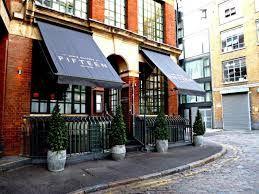Fifteen London - great food