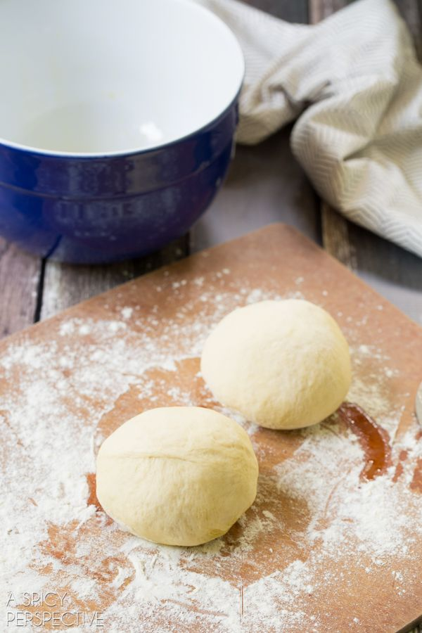 How to Make Pizza Dough (From Scratch)