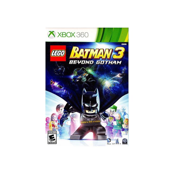 LEGO Batman 3: Beyond Gotham for Xbox 360, Multicolor