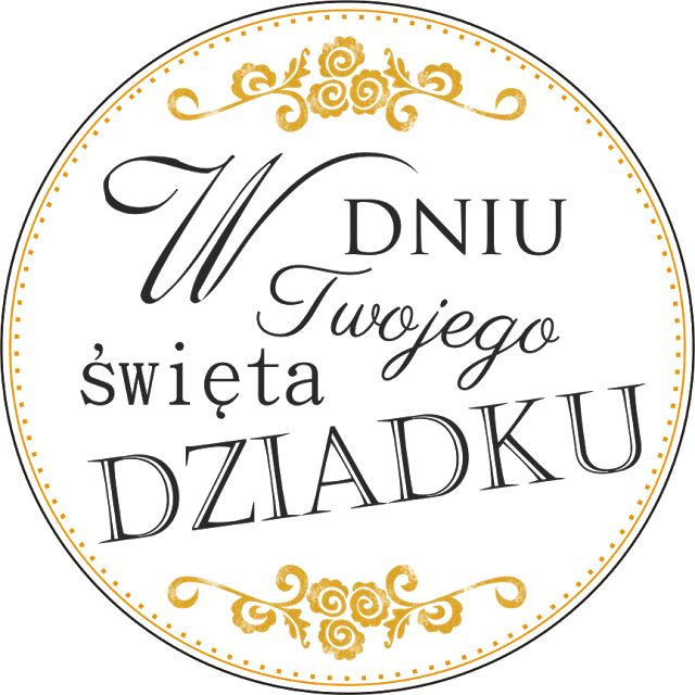23. Dla babci i dziadka cz. V