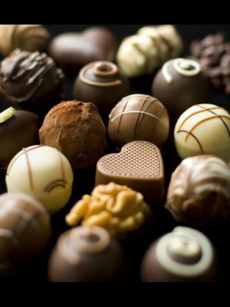 I will NEVER understand people that don't like chocolate !!!!!
