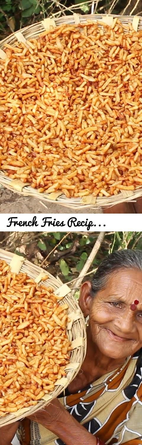 French Fries Recipe by My Grandmother || Myna Street Food... Tags: how to make mcdonald's french fries, how to make french fries, McDonald's french fries recipe, french fries recipe, mcdonald's recipe, French Fries (Food), McDonald's French Fries, McDonald's, McDonald's secret recipe, howtobasic, how to make a big mac, how to make chips, how to make mcdonald's chips, french, fries, grandpa, charity, indian, potato chips, aloo chips, Homemade McDonald's French Fries Recipe, french fries…