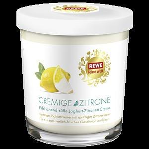 REWE Feine Welt Cremige Zitrone