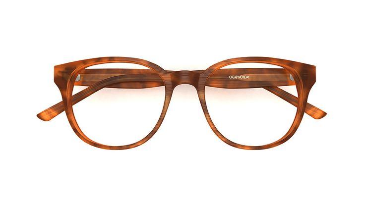 Cheap Monday glasses - THIRSTY MONDAY